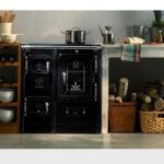 Cocina de obra con horno LIS 8